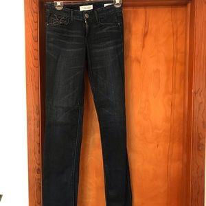 Habitual size 25 jeans